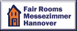 Messezimmer Messewohnung Hannover - Kibar Fairrooms Fair Accommodation